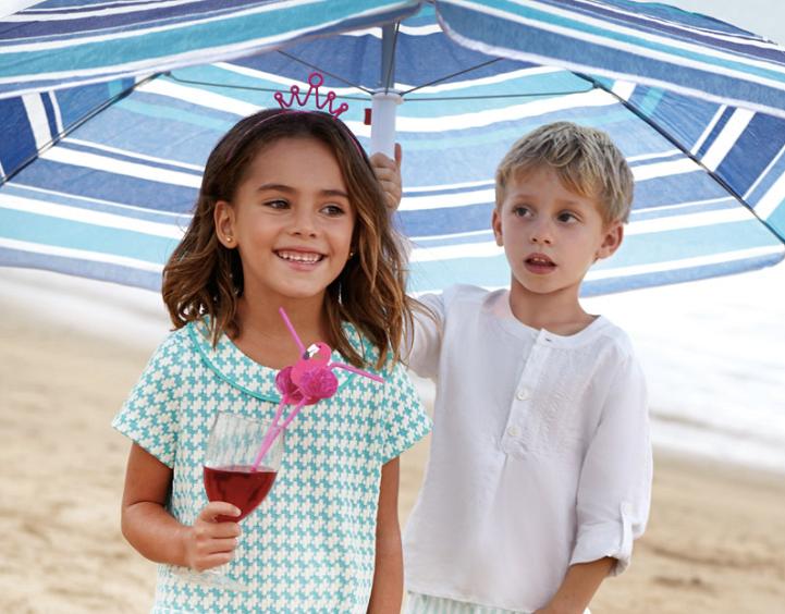 Топ-15 самых милых летних платьев длядевочек отBurda