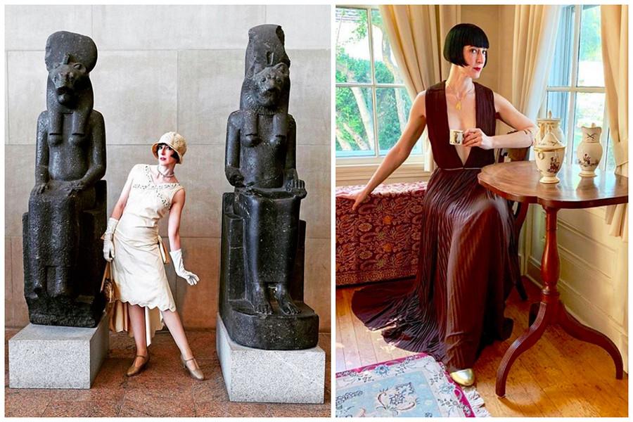 Винтаж иэкспедиции: модный Instagram самого стильного египтолога насвете