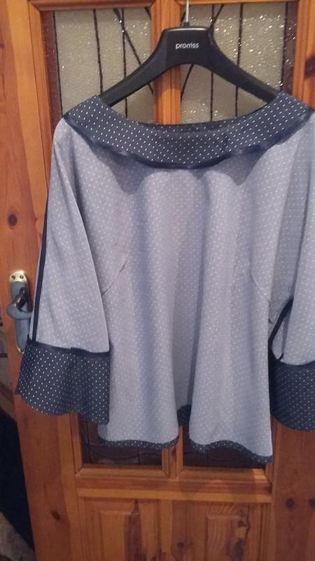 Блуза «не задачка»