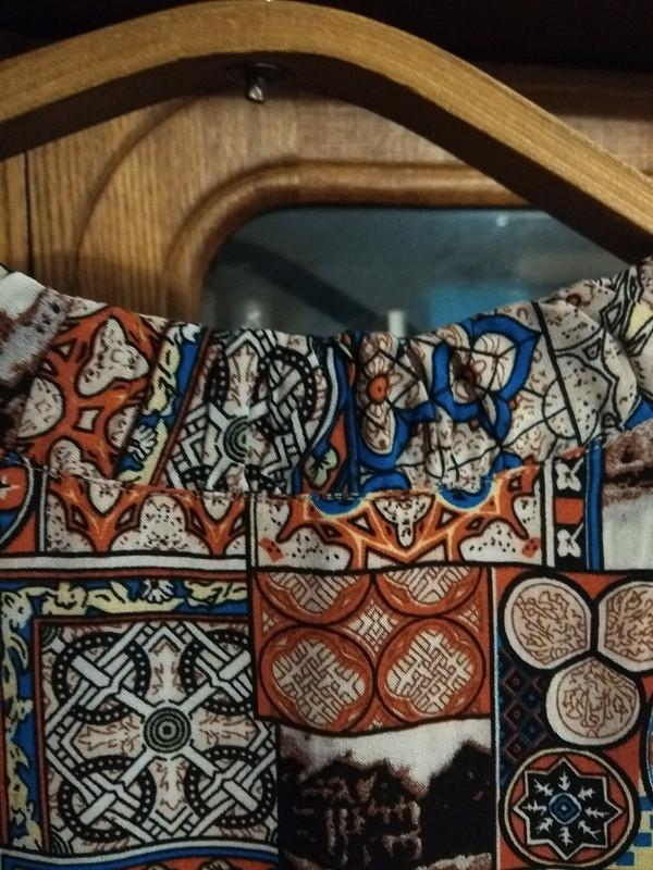 Блузка «А заокошком месяц май...» от Taura