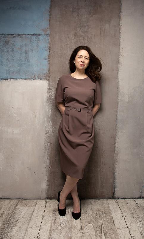 Платье «Корица» от Похващева Ирина