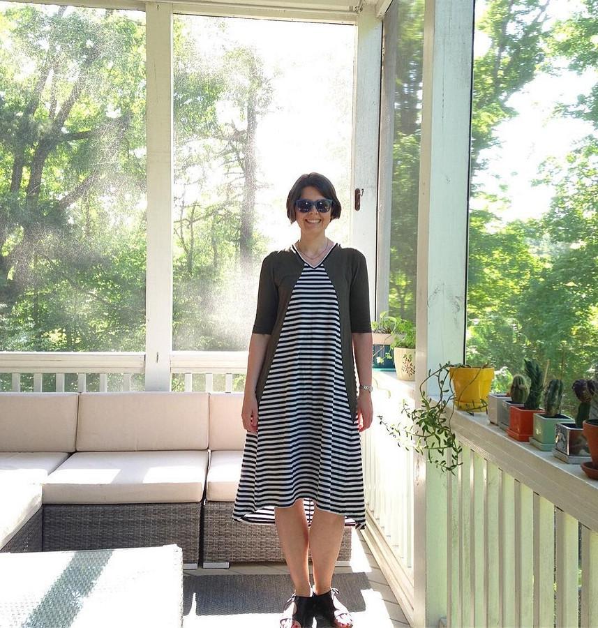 Шью как безумная: швейный instagram недели
