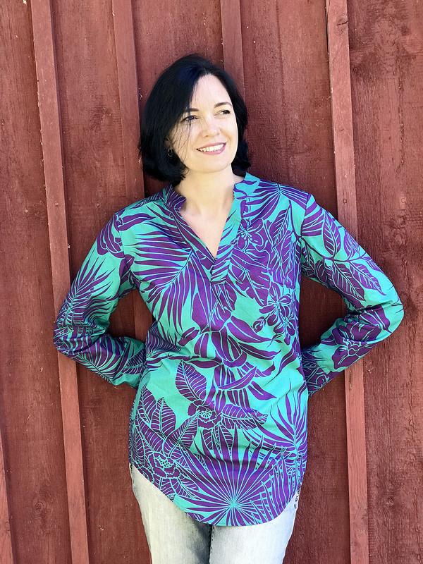 Рубашка поиндивидуальным меркам от TanjaF