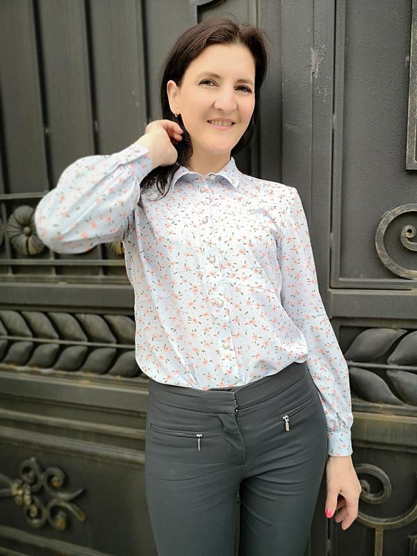 Весенняя рубашечка от olenka-frost