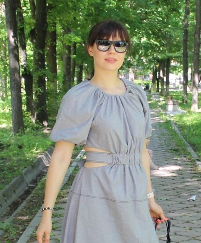 Платье помотивам aje от Netysya