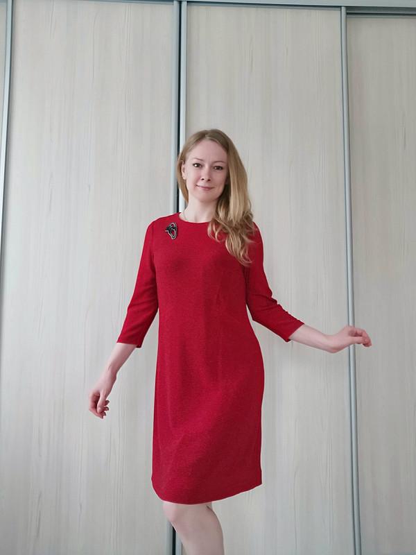 Платье «Когда хочется праздника» от AnnWolf