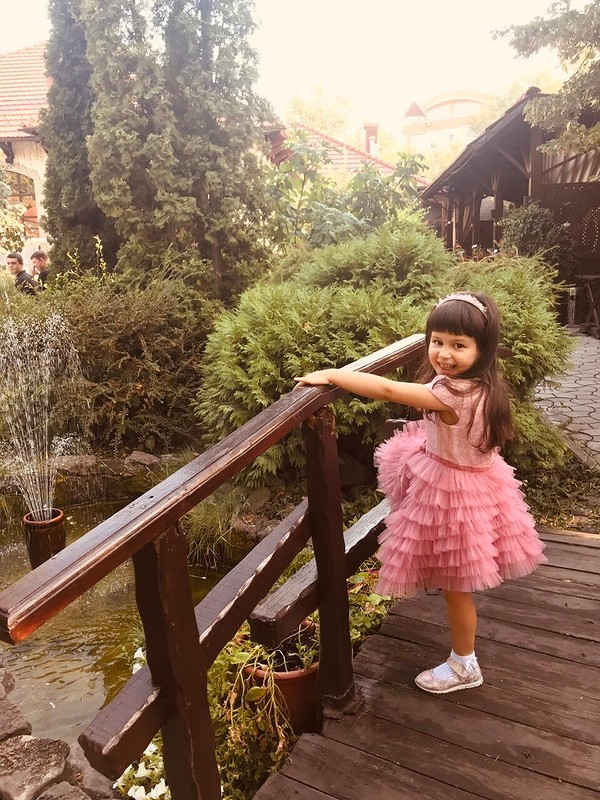 Платье «Pink Princess Dress»