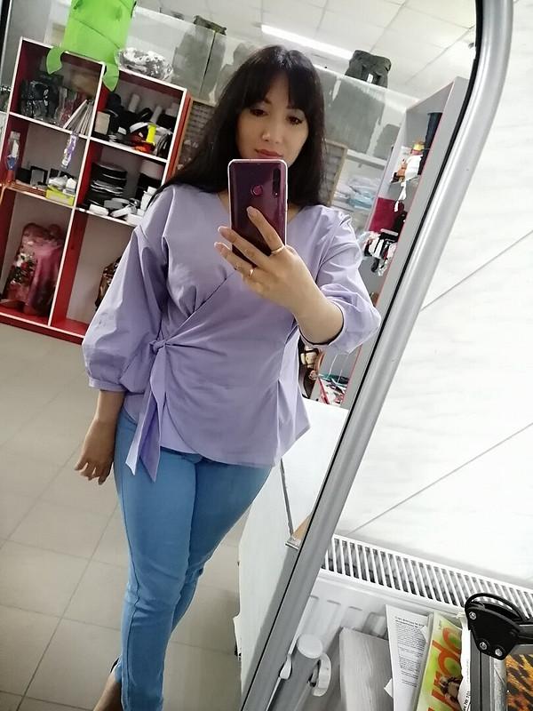 Рубашка-кимоно