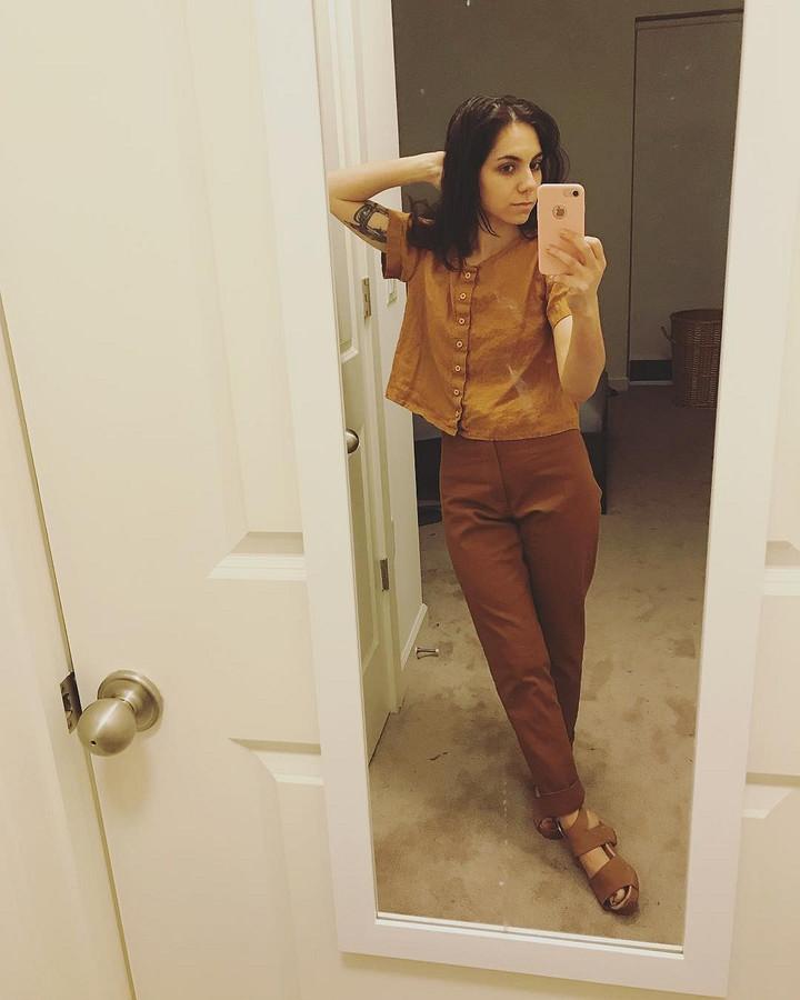 Я шью спяти лет: швейный instagram недели