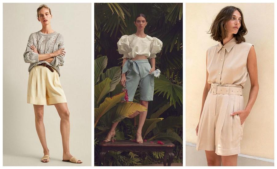 Шьем бермуды: 14 выкроек самых стильных шортов этого лета