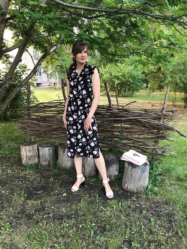 Платье, которое нехотело быть от Ольга Z