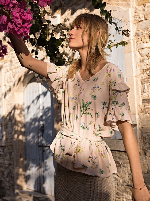 Очарование вдеталях: 7 самых романтичных блузок отBurda