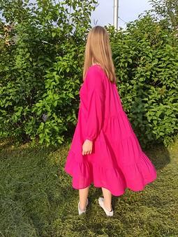 Работа с названием Платье в стиле Бохо