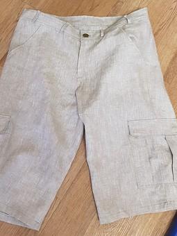 Работа с названием Шорты по выкройке брюк