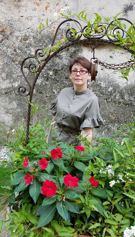Платье «Спокойная Кармен» от Елена Ленкова