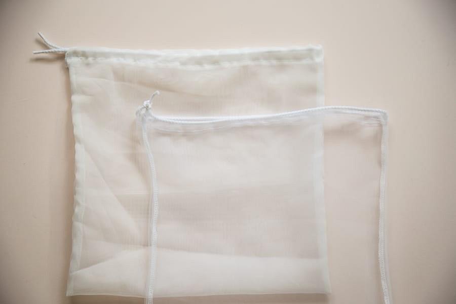 Как сшить многоразовые эко-мешочки дляпокупок: мастер-класс