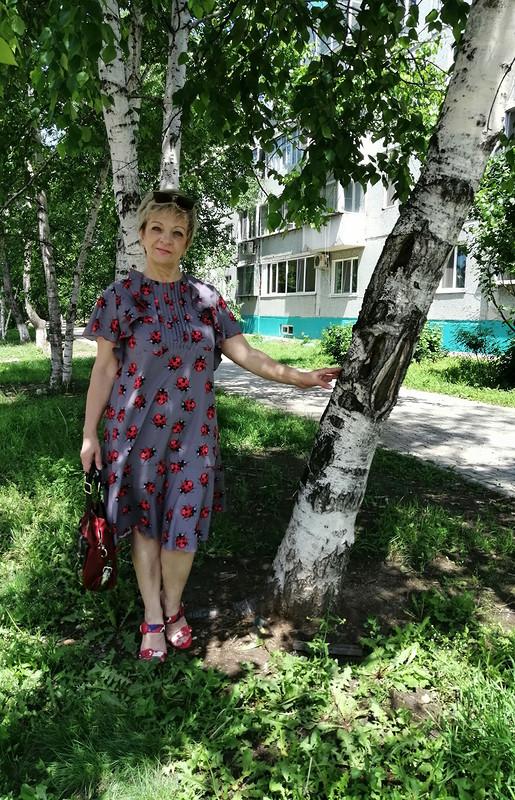 Платье «Лето, задержись подольше»