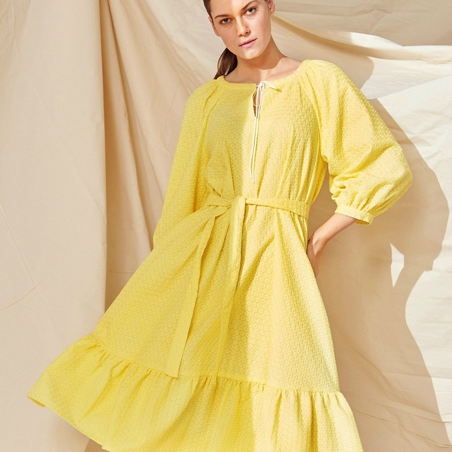 Летние платья: 25 простых выкроек