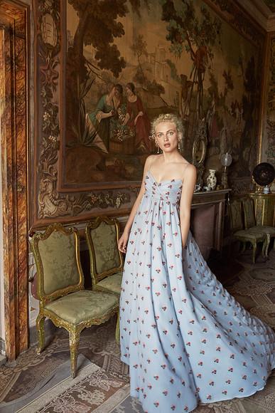 Принцесса, которая никого неждет: коллекция весна-лето'20 Ready-to-Wear отMarkarian