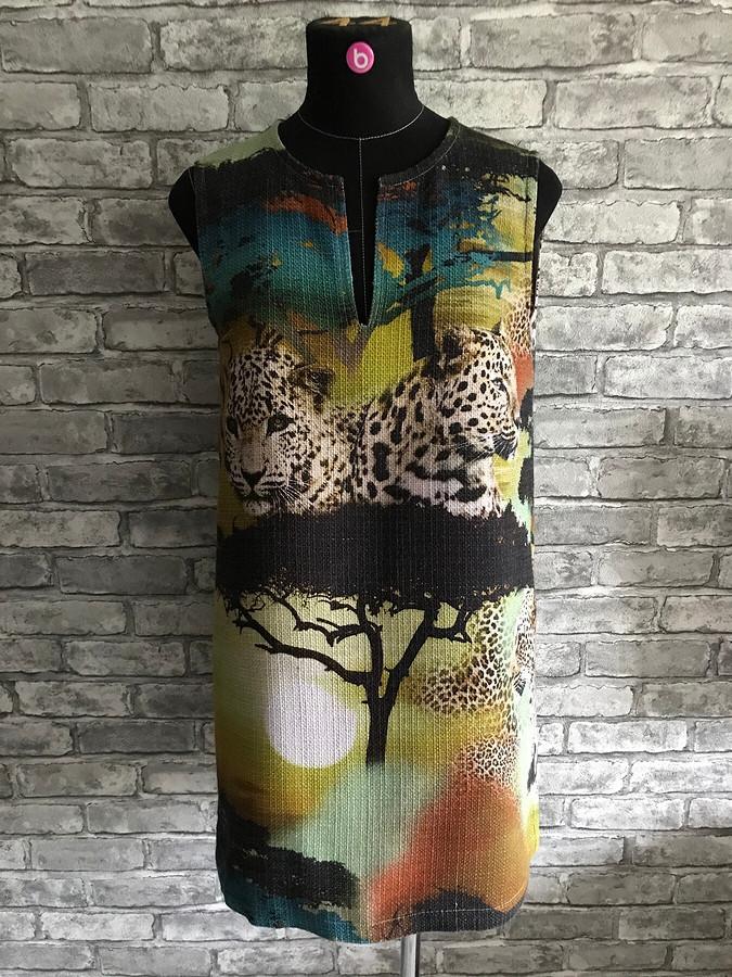 Особенное платье прямого кроя: модель 124, 125 изBurda 11/2013