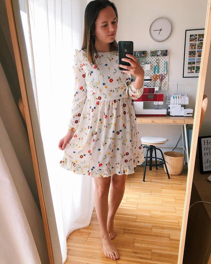 К счастью, теперь я могу шить одежду сама: швейный instagram недели