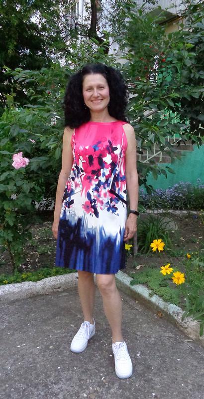 Очень летнее платье от lady_olya