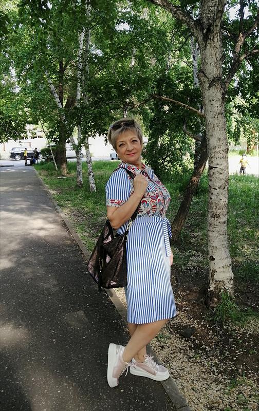 Платье «Веселые парашюты»