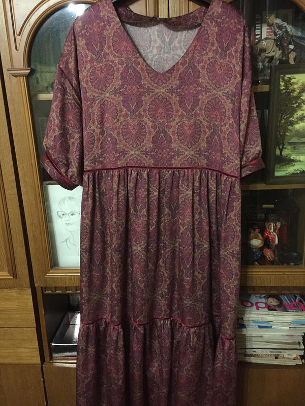Платье типа Бохо от irina-sh69