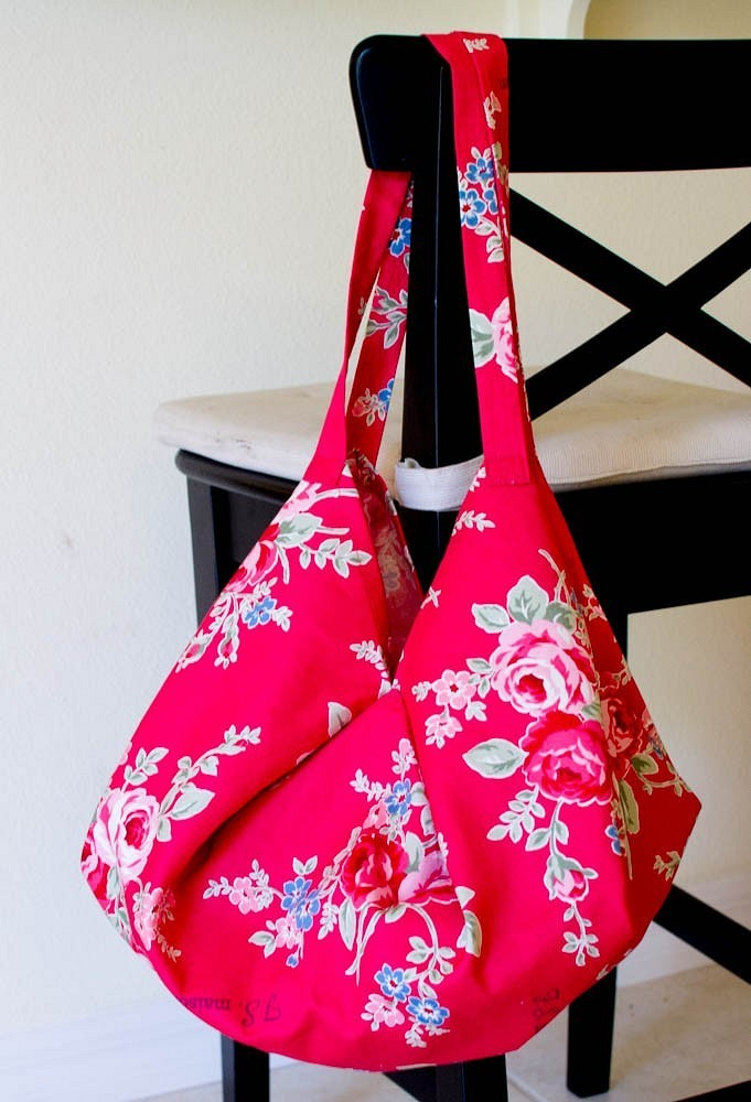 Как сшить сумку хобо: мастер-класс