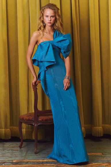 Мода винтерьерах иинтерьер вмоде: коллекция Pre-fall'20 отOscar de la Renta