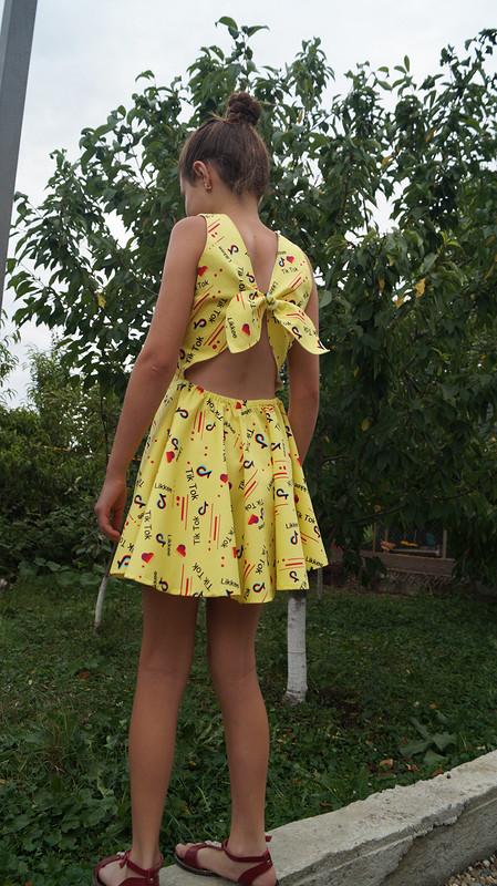 Платье «Летнее настроение» от Kubanochka