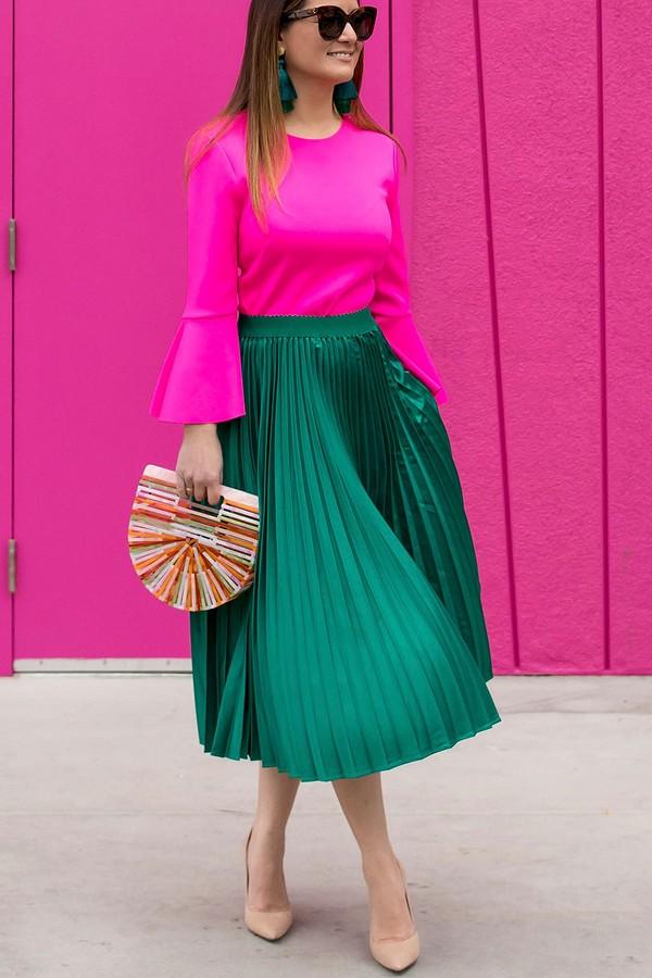 От яркой фуксии домягкой пастели: как носить розовый летом 2020