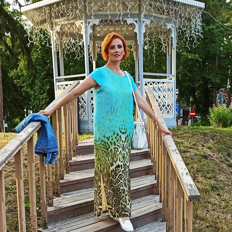 Платье... от Juliss11