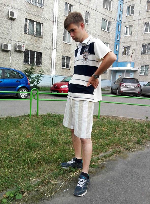 Upcycle: Избрюк вшорты от Наталья  clarte