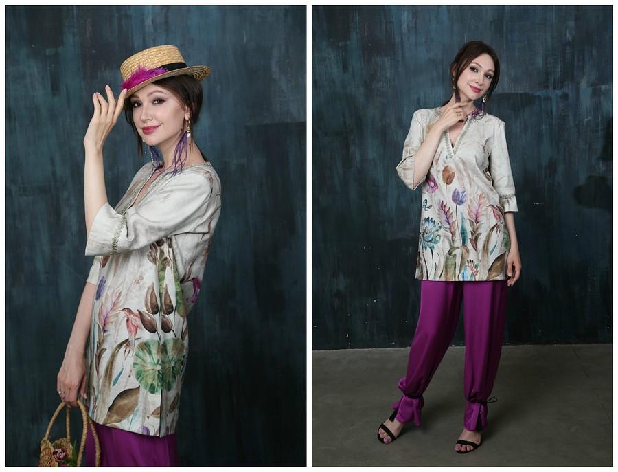 Платье-туника: 4 самых модных варианта этого лета