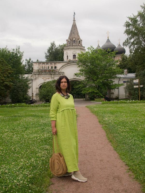 Платье встиле Бохо от Natalia F
