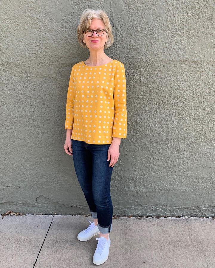 Я мечтала ошкафе, полном платьев: швейный instagram недели