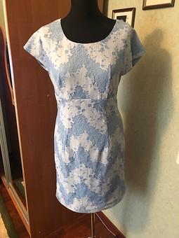 Работа с названием Милое летнее платье