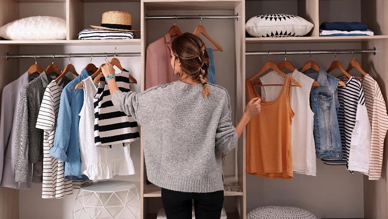 Почему ваш гардероб неработает?