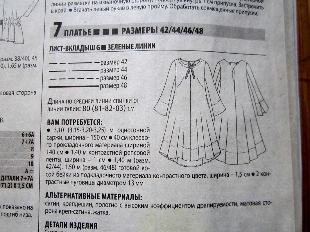 Платье «С Любовью бохо» от tschayka