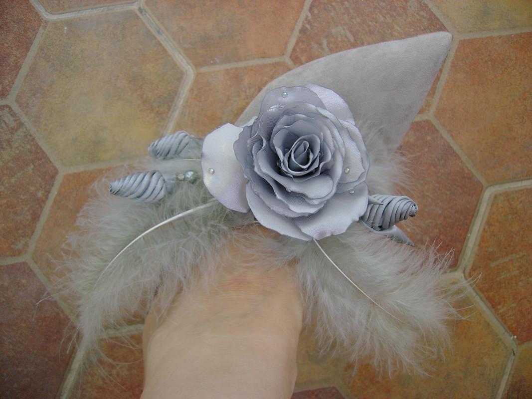 Туфли сдекором «Почти Маноло» от Muslin