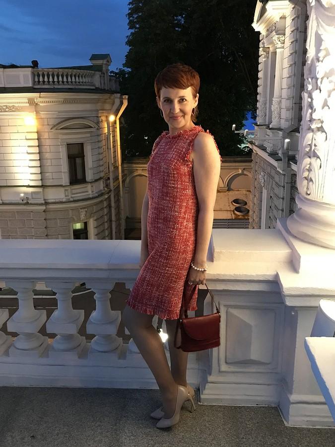 Платье самериканской проймой: обзор выкройки 109 изBurda 4/2013