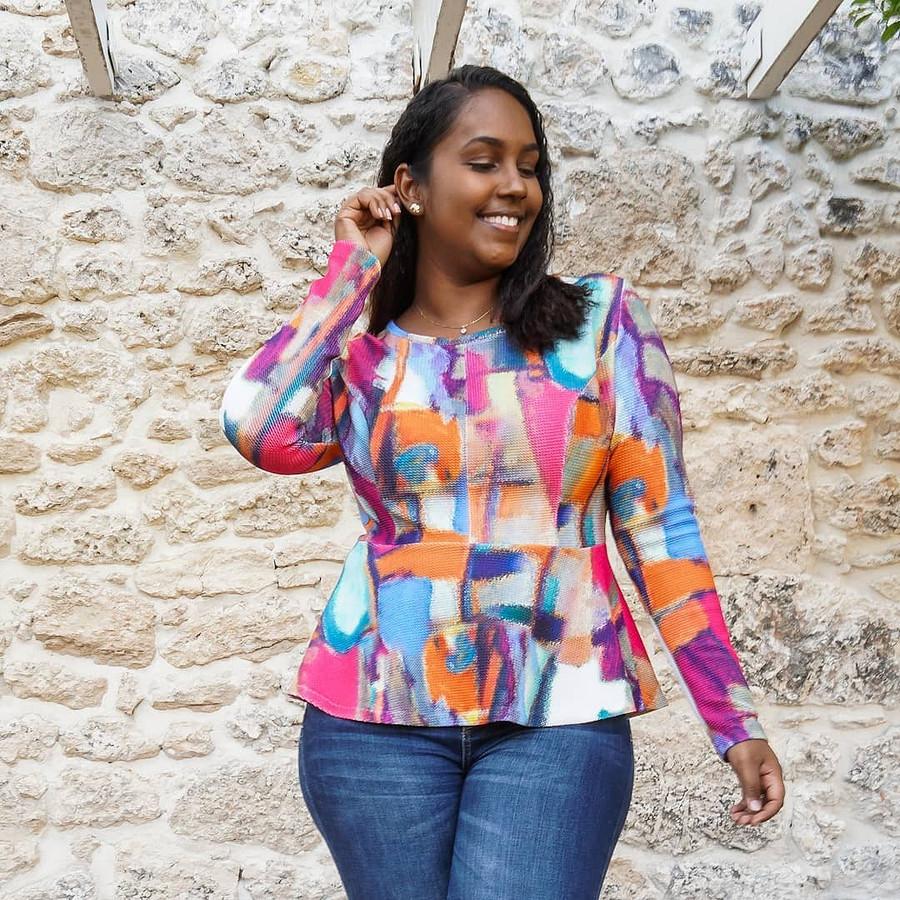 Шитьё спасло меня отдепрессии: швейный instagram недели