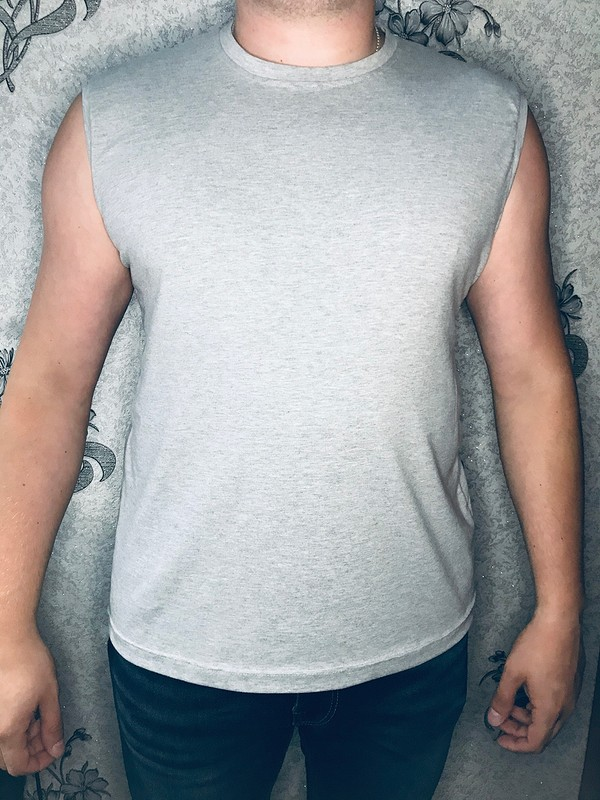 Мужская футболка иМайка от lentochka_96