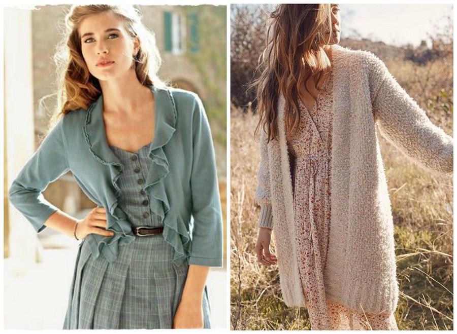 Что надеть слетним платьем прохладным вечером?