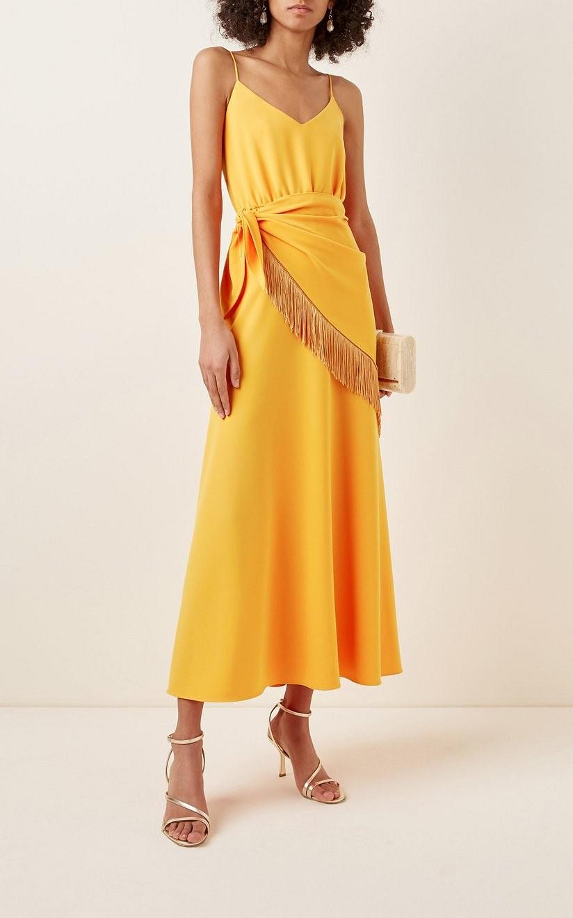 Вещь дня: «платочное» платье отLela Rose