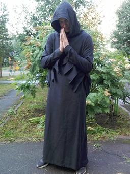 Работа с названием День любви к Крику души (маскарадный костюм)