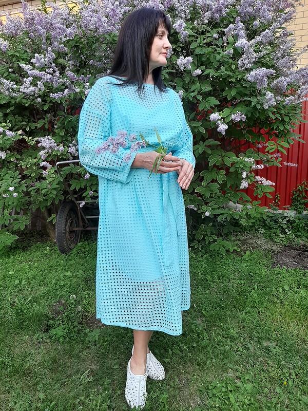 День семьи сЕленой иМарией! Платье итуника от Gellena