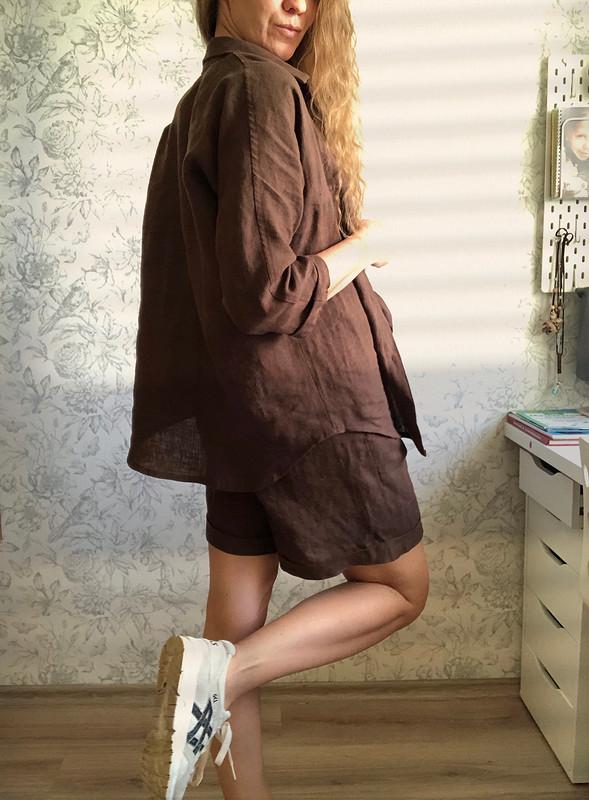 Рубашка oversize от Svetti