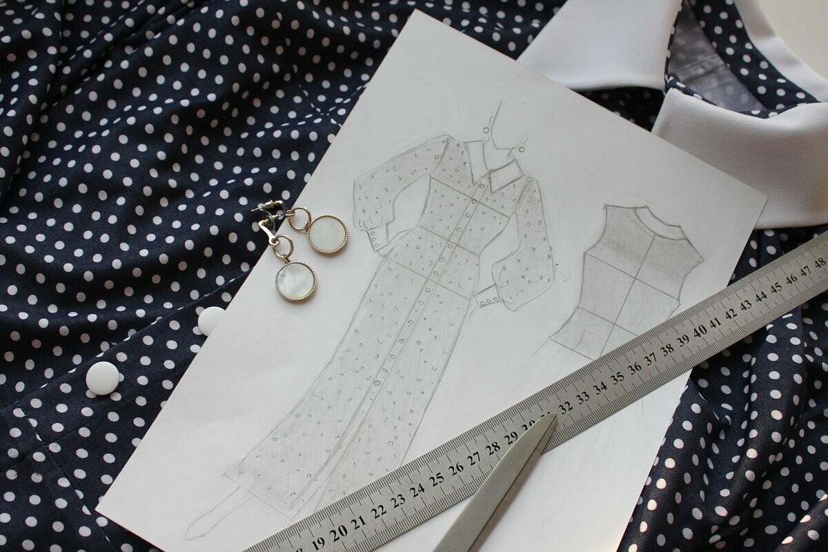 Платье «От герцогини докухарки»